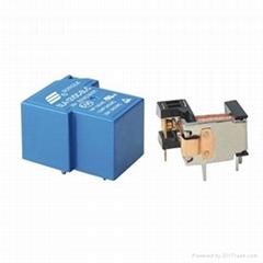 松乐继电器SLA-12VDC-SL-C T90 常开常闭