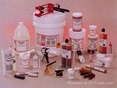 供应进口电子灌封胶美国URC环氧树脂AB胶