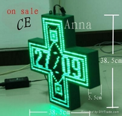 LED Pharmacy Cross New Product