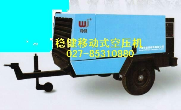 柴動/電動移動式螺杆空壓機 2