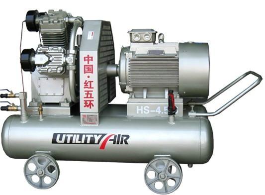 柴動/電動移動式螺杆空壓機 5