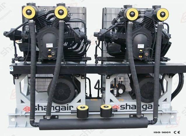 350公斤超高壓活塞式空壓機 1