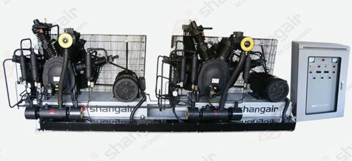 350公斤超高壓活塞式空壓機 2