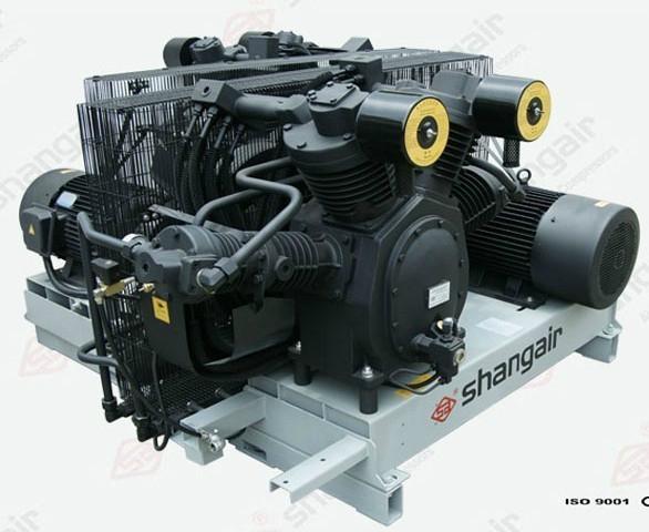 350公斤超高壓活塞式空壓機 4