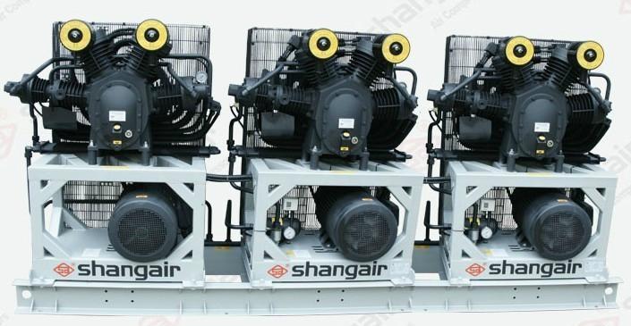 350公斤超高壓活塞式空壓機 5