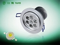 LED Downlight/LED Celling light/ 7W