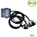 Ethanol fuel converter E85 kit 8CYL with
