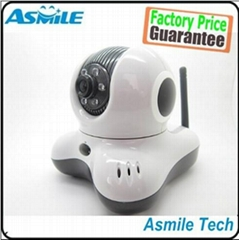 sim card indoor wireless 3g ip camera with Home security indoor 3g ip camera