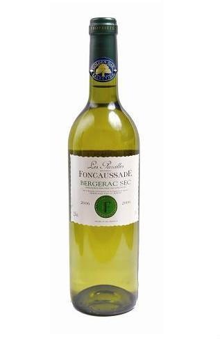 法國金像樹封卡賽特干白葡萄酒 1