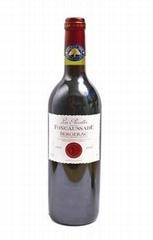 法国金像树冯卡赛特干红葡萄酒