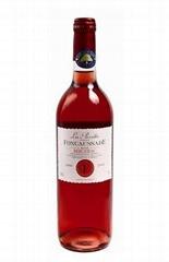 法国金像树冯卡赛特玫红葡萄酒
