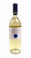 法国金像树冯卡赛特半甜白葡萄酒
