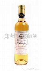 法国金橡树文旦•奥特佛甜白葡萄酒