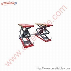 Launch TLT630A Double Scissor Lift