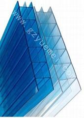Polycarbonate Triple-wall Hollow Sheet