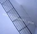 Polycarbonate Six-wall Hollow Sheet 1