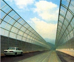 Polycarbonate Sheets for High Way