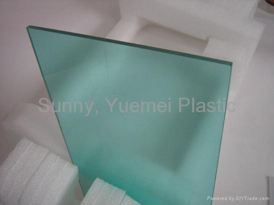 Polycarbonate Abrasive Sheet 4