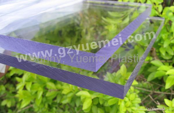 Polycarbonate Abrasive Sheet 5