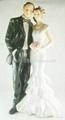China Polyresin Wedding Figures(Wedding Souvenirs)