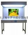 標準五光源對色燈箱 4