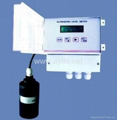 Level Meter GE-1203 Ultrasonic liquidometer level gauge (Separated Body)