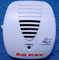 Ultrasonic Pest Repeller Cockroach Mosquito Rat Mouse Fly