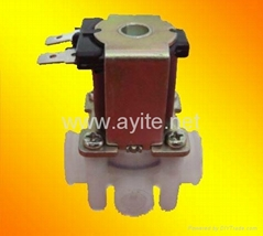 Inlet Valve with Waste Water Restrictor