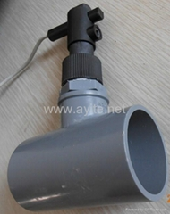 GE-313AD PVC T-pipe Flow Switch