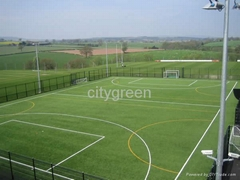 Synthetic grass for football pitch/soccer field