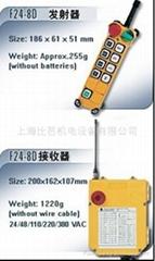 台湾禹鼎遥控器F24-8D