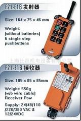台湾原装禹鼎遥控器F21-E1B