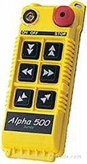台湾阿尔法工业遥控器ALPHA 560S