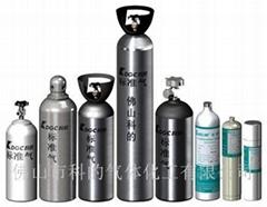 檢測用標準氣體