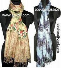 Scarves, Shawls, Bags, Bandana, Jewellery, Garment
