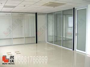 新型办公玻璃隔断隔间墙 1