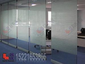 玻璃移动隔断 1