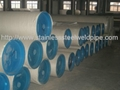 321 stainless steel welded pipes and