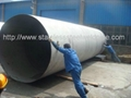 S31803-2205 stainless steel welded pipes