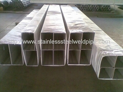 rectangular stainless steel welded pipes and tubes