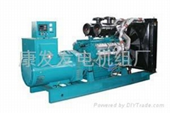 南通(帕欧)柴油发电机组