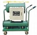 Dehydration oil purifier, diesel oil