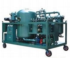 Vacuum car oil purifier, hydraulic oil recycling