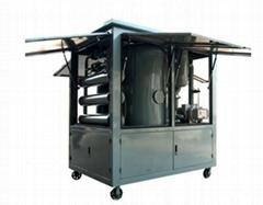Multi-stage Vacuum transformer oil purifiers