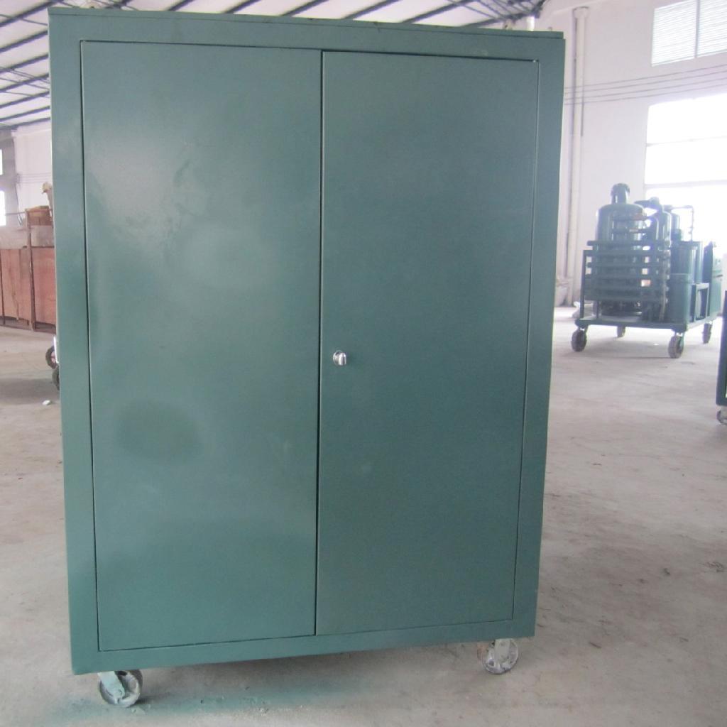Shield-type transformer oil purifier machine /oil regeneration 2
