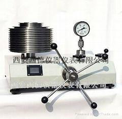 250MPa 宽量程活塞式压力计