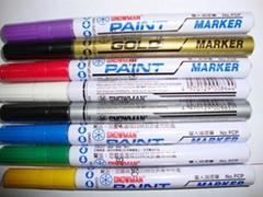 日本雪人油漆笔