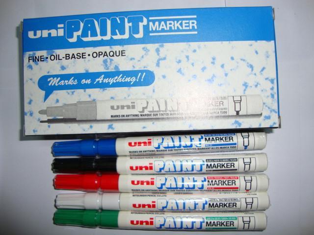 首页 > 产品详细信息 > 日本三菱油漆笔mitsubishi油性马克笔