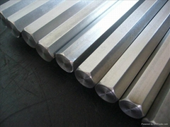 Gr18 titanium hex bar H17*2000mm manufacture