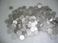 dia25*5mm titanium disc manufacture 1
